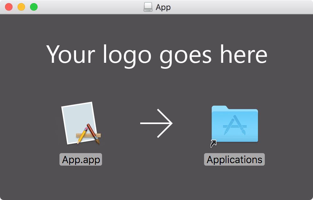 mac create dmg command line